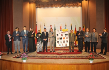 "Inaugural Ceremony of ""Ambassador's Choice"" film festival on December 5, 2019"