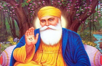 550th Birth Anniversary of Shri Guru Nanak Dev ji